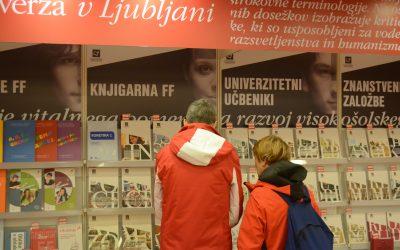 Akademska knjiga na Slovenskem knjižnem sejmu