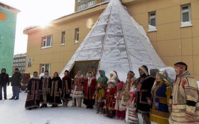 Čum v središču mesta – Sledi tradicije v oddaljenih uralskih kulturah